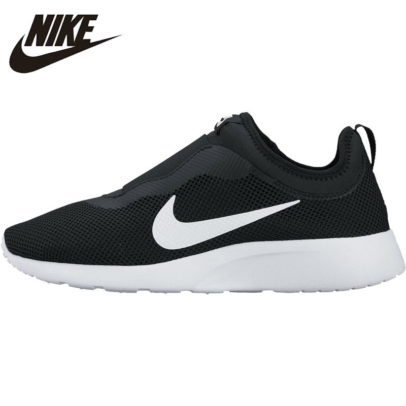 NIKE Original New Arrival TANJUN Womens Running Shoe Mesh Breathable Comfortable High Quality For Women #902866-002 nike original new arrival womens running shoes breathable light stability high quality for women 844888 006 844888 101