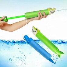 Хуан Neeky#501 красочные 2 шт. забавные Eliminator супер Soaker пены карман одежда заплыва воды летние пляжные игрушки Горячая