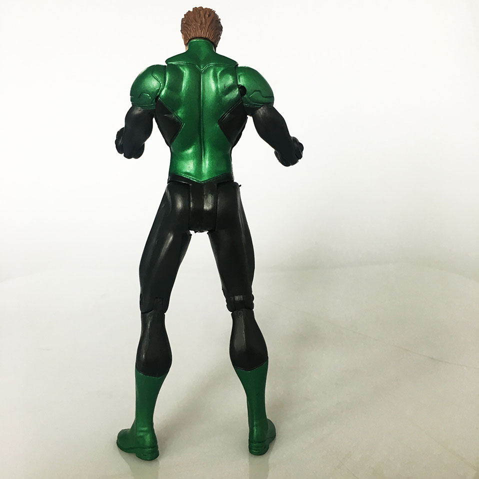 justice league Super Hero the Flash Man Green Lantern Action Figures Toys Collectible PVC Model Toy Christmas Gift For Kids N006 (7)