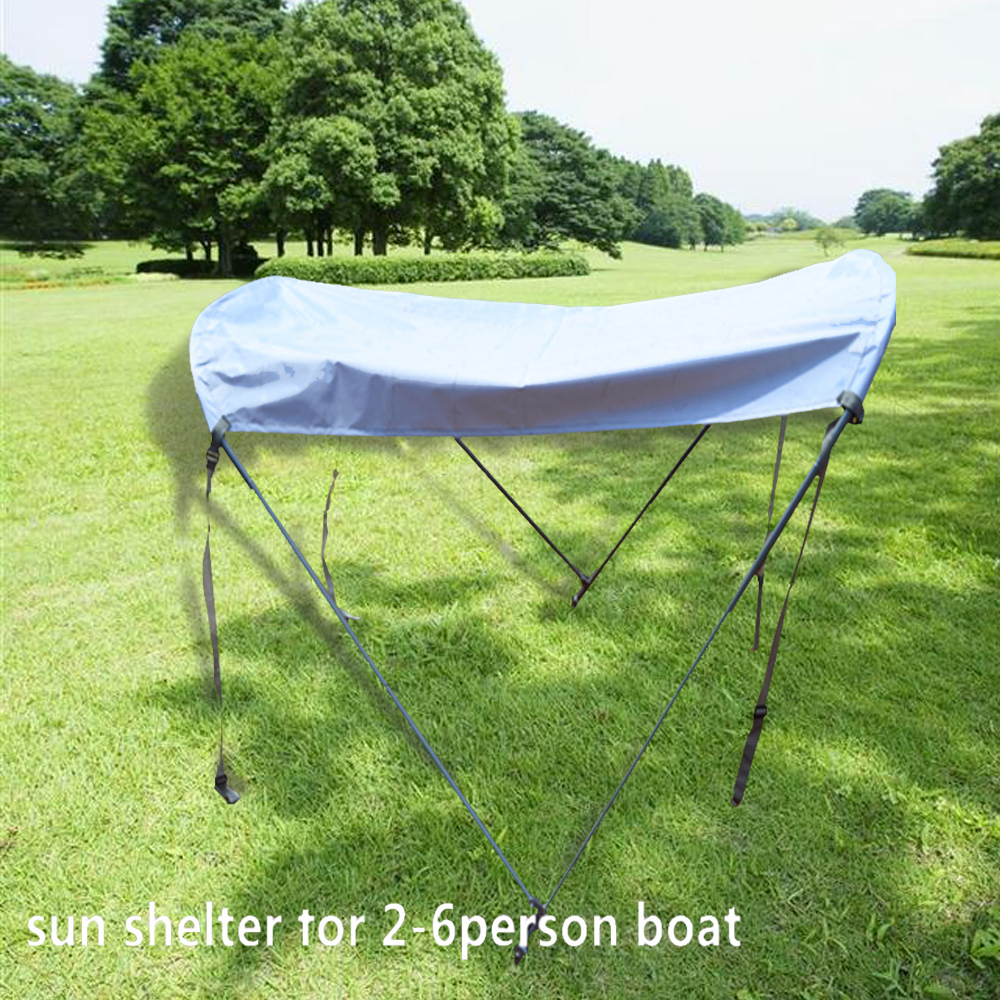 2-6person sun shelter for fish boat  waterproof cloth sun shelter boat tent  boat sunshade2-6person sun shelter for fish boat  waterproof cloth sun shelter boat tent  boat sunshade