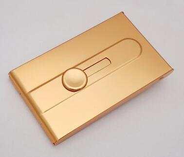 Tuhao Gold Karte Box Business Männer Automatische