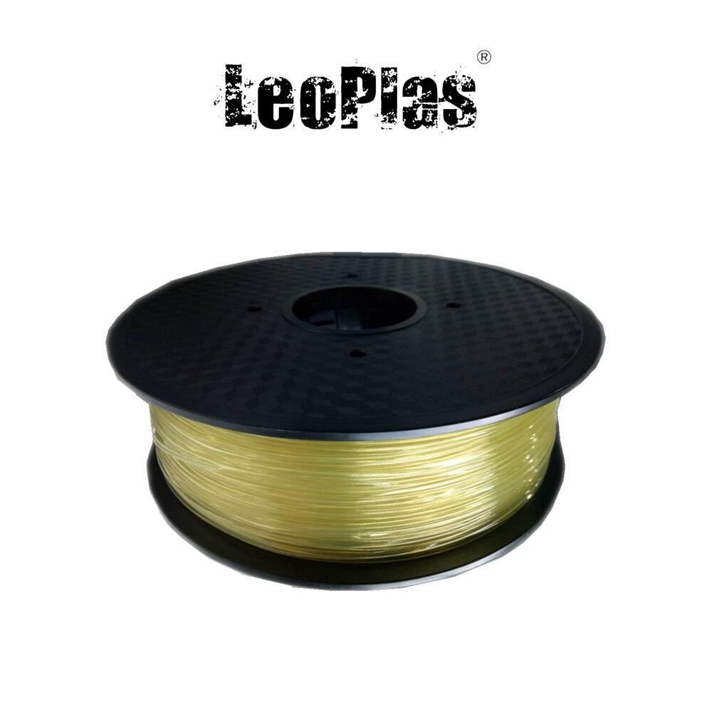 Estados Unidos España China No depósito fiscal 2,85mm PVA filamento 500g 1.1lb FDM 3D impresora Ultimaker suministros Soluble en agua material de apoyo