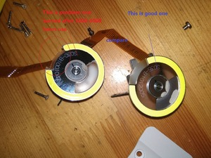 Image 5 - Rueda de color para proyector CASIO XJ A130 XJ A140V XJ A145 XJ A146 XJ A147