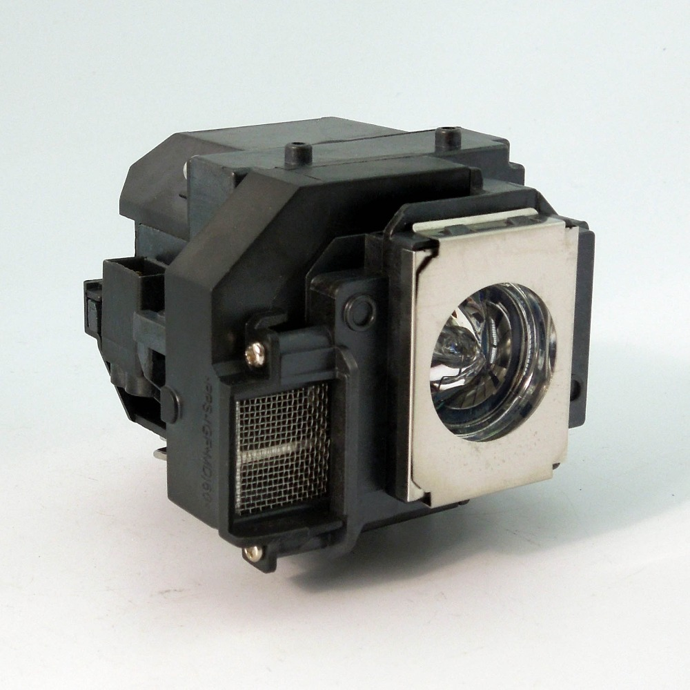 ФОТО High quality Projector lamp ELPLP66 / V13H010L66 for EPSON MovieMate 85HD with Japan phoenix original lamp burner
