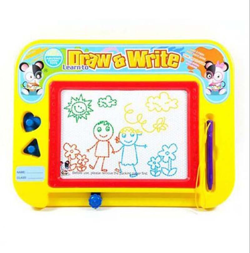 acquista all'ingrosso online tavolo da disegno magnetico ... - Tavolo Da Disegno Per Bambini