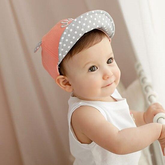 f48d9365ae8 New Newborn Baby Bebe Girl Toddler Boy Sun Cap Baseball Hat Bebe Beanie  Children Hats Caps Headwear Bonnets Head Accessories-in Hats   Caps from  Mother ...