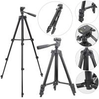 Универсальный складной штатив для цифровой видеокамеры легкий алюминиевый стенд для Canon Nikon sony ET-3120