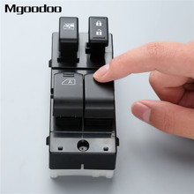 Mgoodoo 25401-ZP50A Window Master Control Switch 25401ZP50A For Nissan Frontier 2 Door 2007 2008 2009 2010 2011 2012