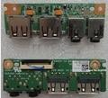Оригинал DC jack Плата USB для ASUS K53 A53S X53S K53S K53SD K53SV P53S аудио Доска