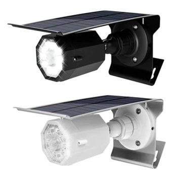 10-LED שמש וול אור PIR אדם גוף אינדוקציה עמיד למים זרקור גן בחוץ חצר