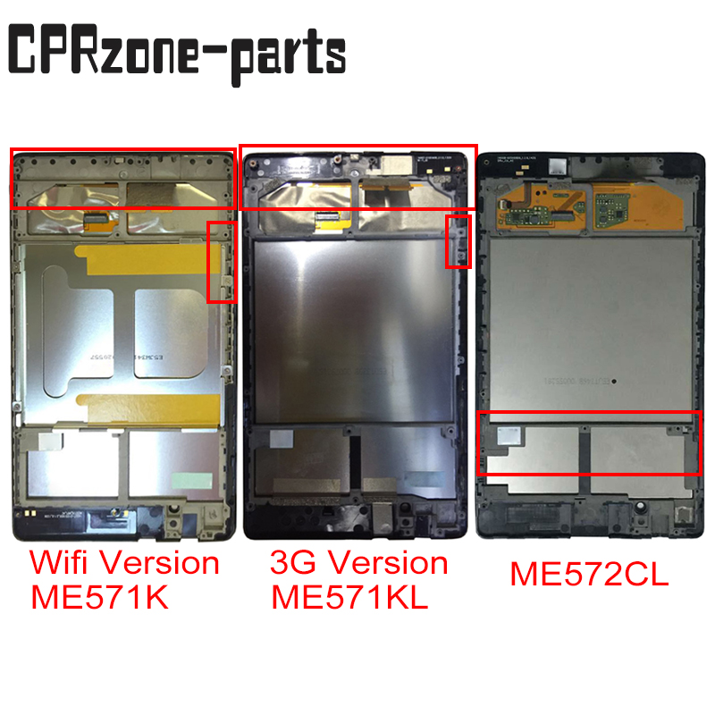 For ASUS Google Nexus 7 2nd 2013 FHD ME571 ME571K ME571KL ME572 ME572CL K008 K009 LCD