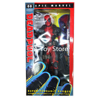 18 X Men Deadpool Super Poseable Ultimate Collector 1/4 Scale PVC Action Figure Collectible Model Toy 46CM