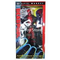 18 X men Дэдпул супер постижимый конечный коллектор 1/4 Масштаб ПВХ фигурка Коллекционная модель игрушки 46 см
