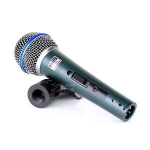 Image 2 - BT58A micrófono dinámico de mano con interruptor profesional, PARA Karaoke mezclador de Audio, DJ, PC, estudio de Youtube, para BETA58A, BETA 58A 58