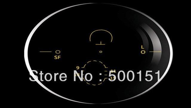 a791c0c2e02 1.558 Polycarbonate Interior Progressive multi-focus CR-39 prescription  lens for middle-old