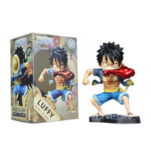 13 cm Hot Toy Anime One Piece Transformation Monkey D. Luffy PVC Action Figure Collectible Model Christmas Gift Toy For Children anime one piece film gold monkey d luffy shanks edward newgate pvc figure collectible model toy