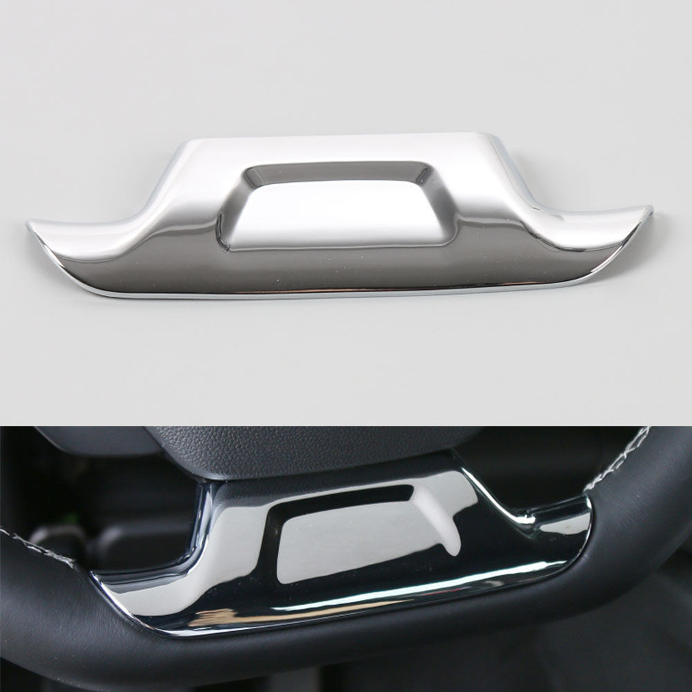 Car Steering Wheel Trim Cover Sticker Decoration Car Styling Fit For Chevrolet Camaro 2017 Car Accessories Interior Mouldings|interior mouldings|for car interior moulding|car interior moulding - title=