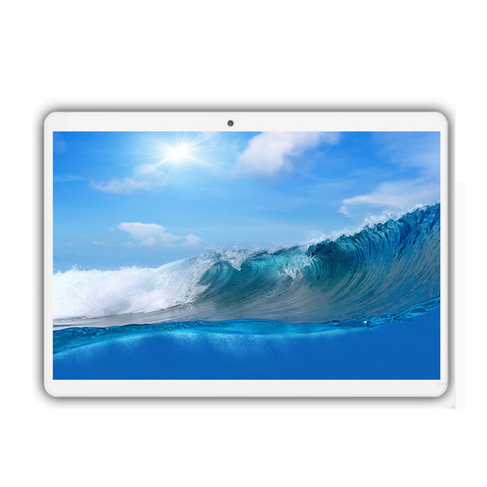10 Inch New Design 4G Phone Call Android 7.0 Octa Core 32GB/64GB Tablet Pc WiFi Bluetooth GPS IPS 1920x1200