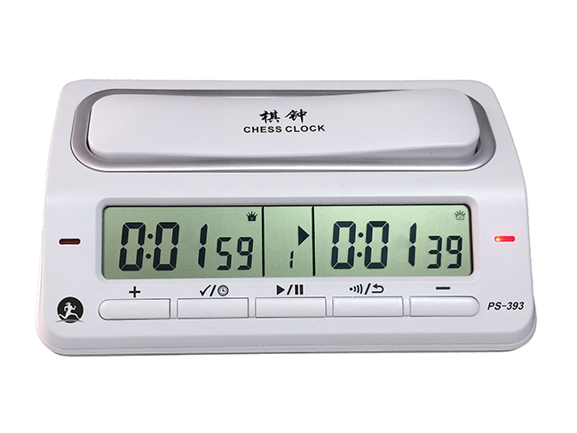 Professional Compact Digital Electronic Chess Clock Game Timer 39 Timing Modes for Chess I-GO Chinese Chess Game Set Timer james eade chess for dummies