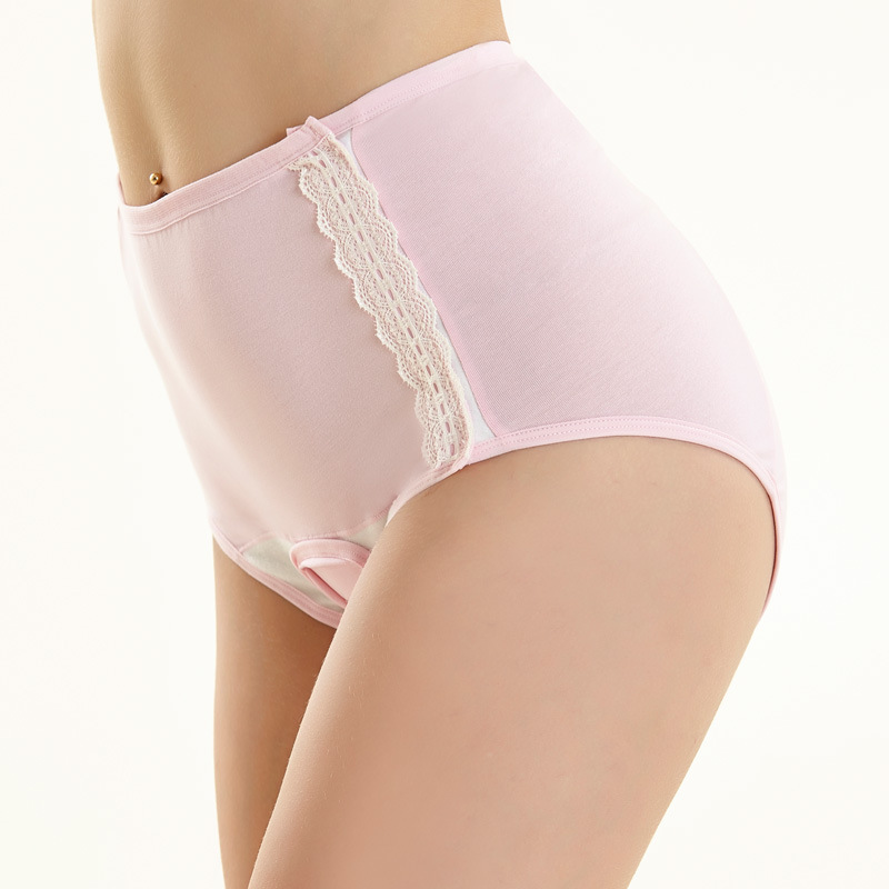 Women Pregnancy Underwear Maternity Trousers Three Open Puerperal Pants Maternity Postpartum Physical Underwear