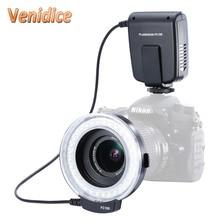 Макро объектив со вспышкой Meike FC-100 для моделей Canon EOS 600D 50D 60D 650D 700D гб-70d 6D 450D 7D 550D 5D марк II III 1100D T5i T4i T3i T3