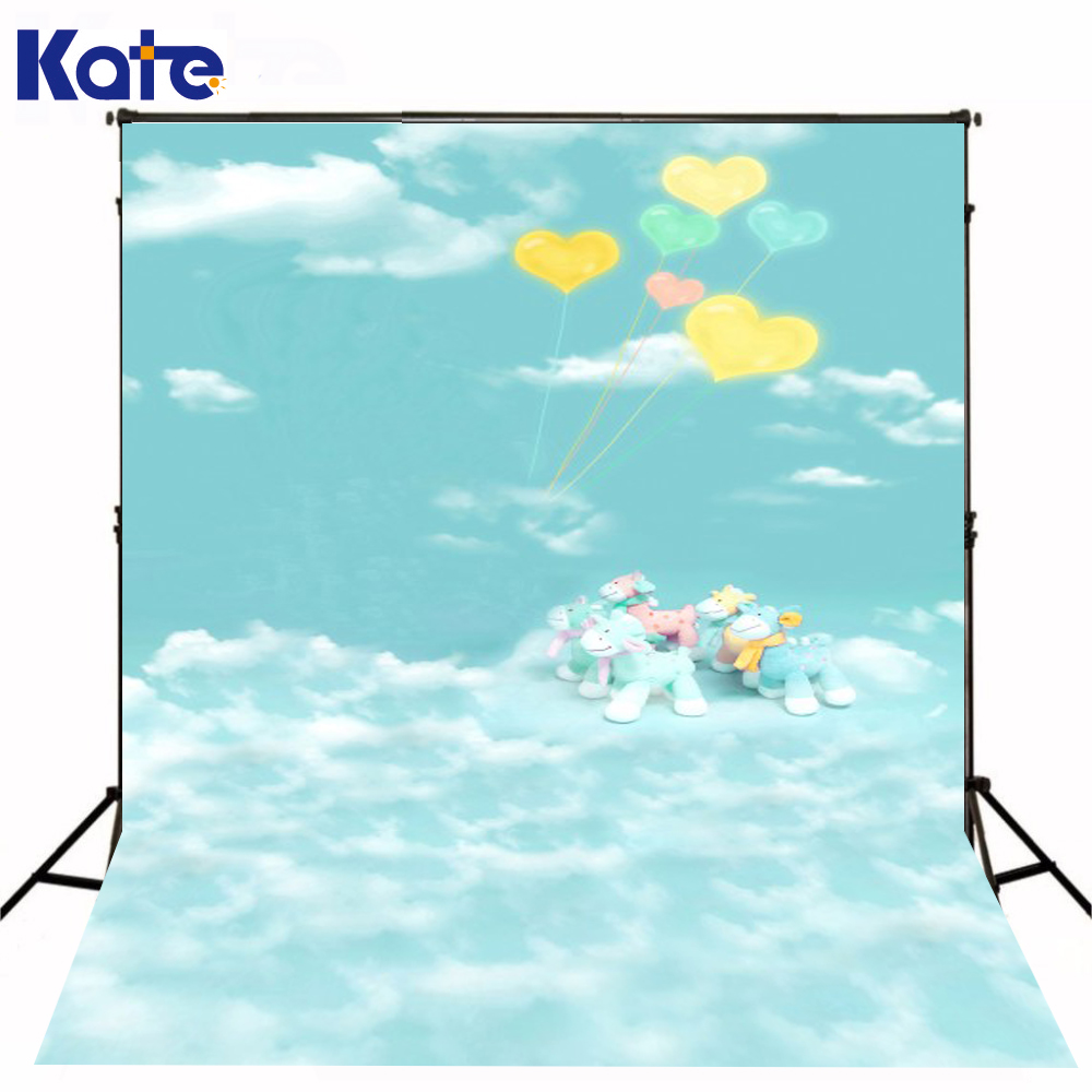 200Cm*150Cm Backgrounds Peach Balloons Dancing Horses Clouds Of Heaven Photography Backdrops Photo Lk 1296 настольная лампа коллекция serena 2251 1t бежевый белый odeon light одеон лайт