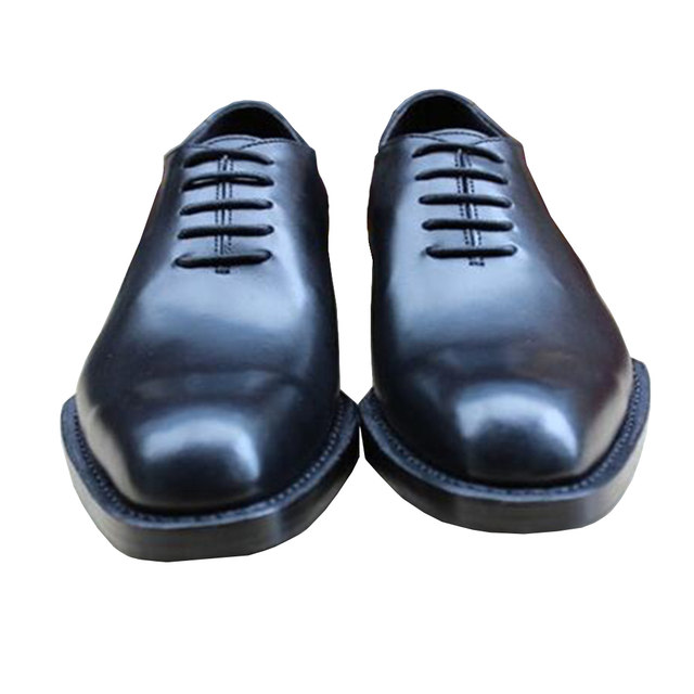 Online Shop Sipriks Custom Thick Leather Soled Dress Shoes Mens ... 62e95e06bc3c