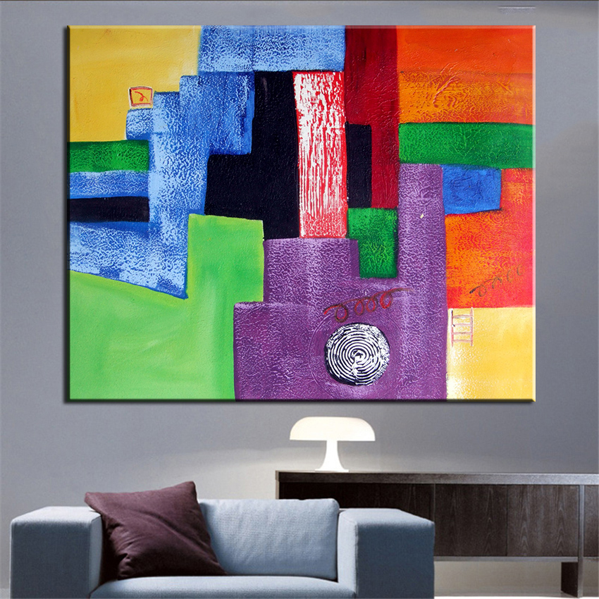 №NO FRAME Printed MANY COLORS Oil Painting Canvas Prints Wall ...