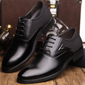 High Quality Men Oxford Men Genuine Leather Shoes Fashion Business Men Shoes Men Dress Shoes