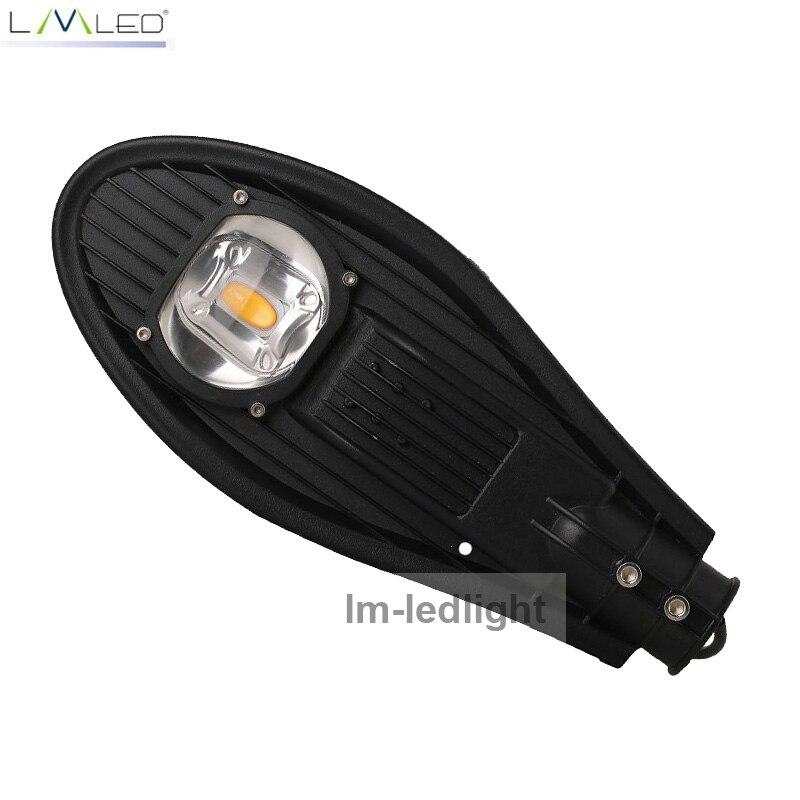 COB Street Light 50W Outdoor Light Road Lamp 85-265V warm/netural/cold white 3000K 4000K 6000K led street light