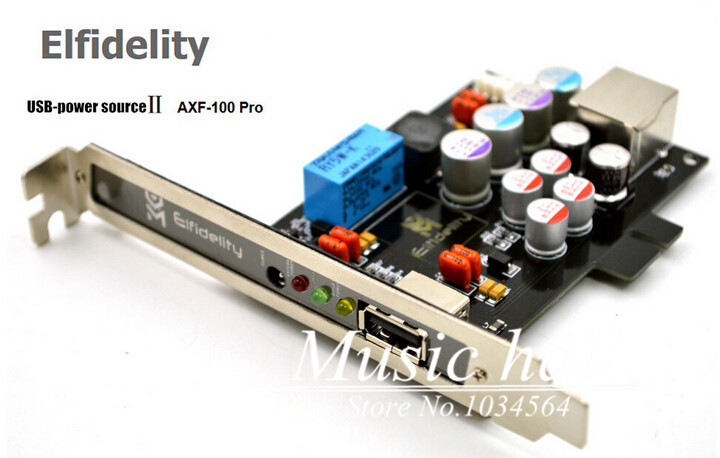 Music Hall Elfidelity USB Power Source PC-HiFi Internal USB Power Filter Audio upgrade DIY Free shipping music hall clone dartzeel nhb 108b amplifier power rectifier filter speaker protect diy kit free shipping
