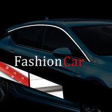 Нержавеющей Верхней ВЕРХНЯЯ Оконной рамы подоконник накладка 8 шт. Для Opel Astra K 2015 2016 2017 Хэтчбек НЕ ДЛЯ Opel Astra Sports Tourer
