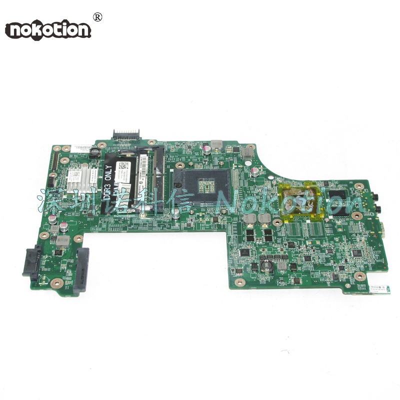 NOKOTION CN-0V20WM V20WM DAUM9BMB6D0 Laptop Motherboard For N7010 HM57 HD5470 1GB DAUM9BMB6D0 Mainboard nokotion sps v000198120 for toshiba satellite a500 a505 motherboard intel gm45 ddr2 6050a2323101 mb a01