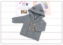 Kids Baby Sweater Cardigan for Boys 0-2Y