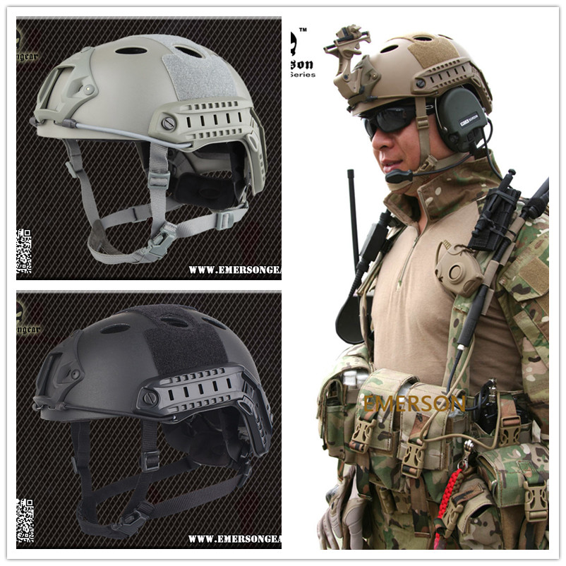 2017 Army Military tactical PJ5668 helmet cover casco airsoft accessories EMERSON hunting cs fast jumping protective airsoft adults cs field game skeleton warrior skull paintball mask