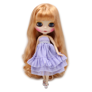 Image 2 - 氷のブライス人形ヌード共同体と手セットabいいえメイクギフトとして30センチメートル1/6 bjd人形ファッションおもちゃの女の子のギフト