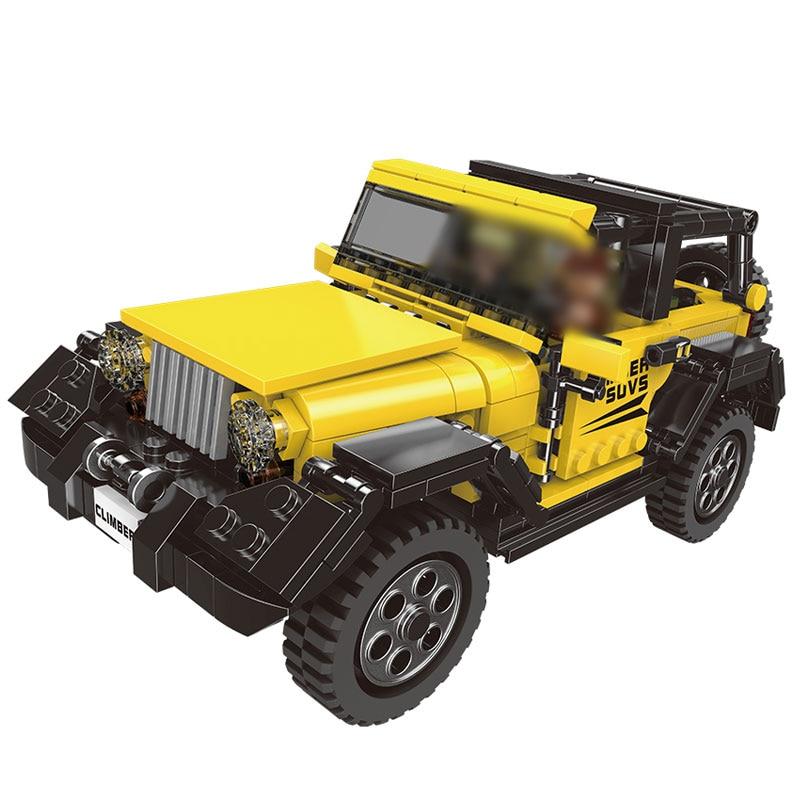 XingBao 03024 512 шт. Car серии бездорожья набор Приключения строительные блоки кирпичи детские развивающие игрушки Забавная детская подарки модель