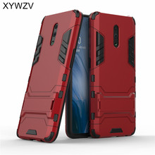 For Oppo Reno Case Shockproof Cover Armor Soft Silicone Rubber Hard PC Phone Case For Oppo Reno Back Cover For OPPO Reno Fundas цена в Москве и Питере