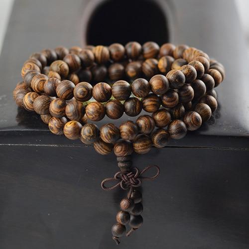 Seaman agarwood Bracelet hand jewelry Malaysia incense ornaments beads bracelets wristband pulseira 038