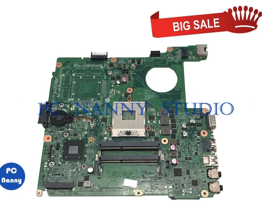 PANANNY NBM0Q11001 for Acer Aspire E1-431 laptop motherboard DAZQSAMB6F1 HM77 DDR3 tested