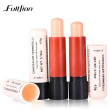 Fulljion 1Pcs Bronzer Highlighter Stick Face Makeup Concealer Pen Shadow Long Lasting Foundation Stick Cream Contour Pencil