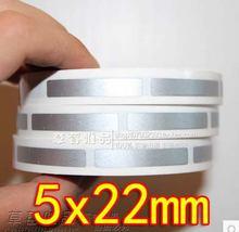 Защитная пленка с защитой от царапин и паролем 5x22 мм (1000