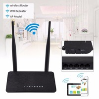 KuWFi 300Mbps Wireless Wifi Repeater Wireless Extender 2 4Ghz Smart Wifi Router MT7628KN Chipset With 2Pcs