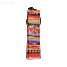 Ethnic Style Photo Camera Colorful Strap Cotton