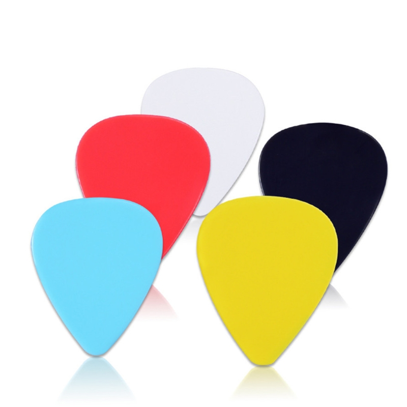 10 pcs/lot Acoustic Electric Guitar Picks Plectrum 0.46MM thickness Instrument Parts