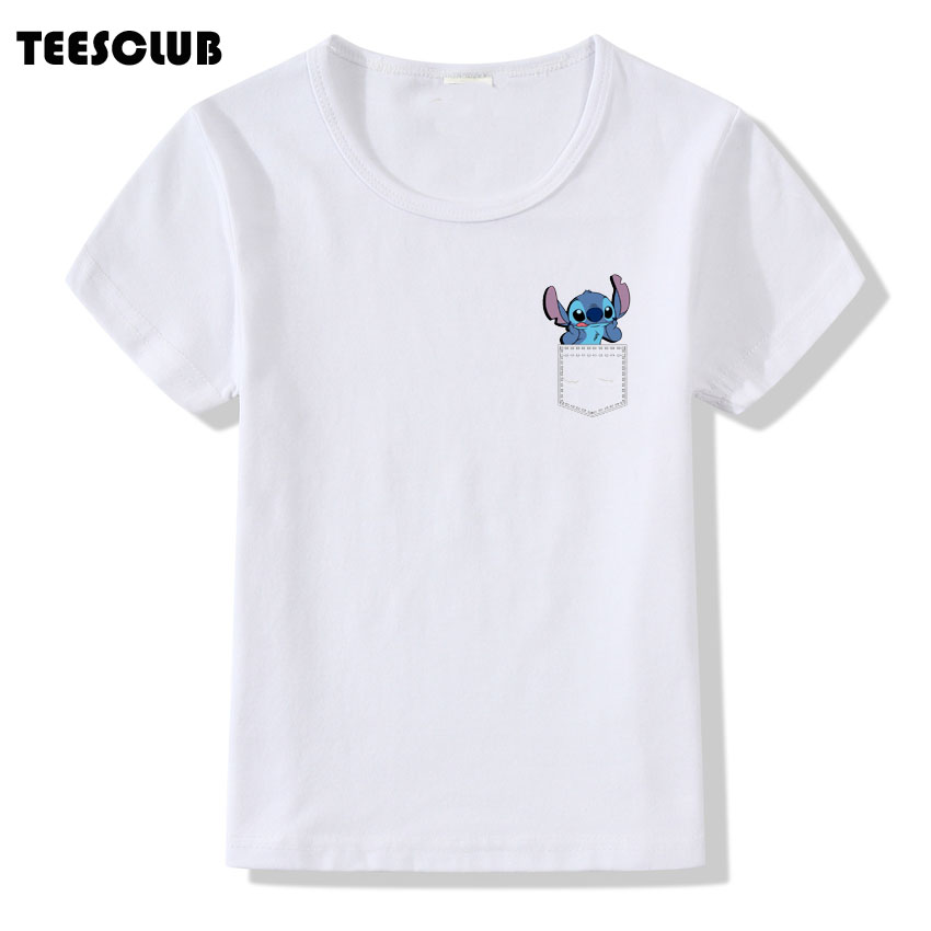 Girls' Baby Clothing Mother & Kids Summer Kids Cartoon Printed Hort Sleeve Shirt Cotton Short Sleeve Children T-shirt Latest Technology