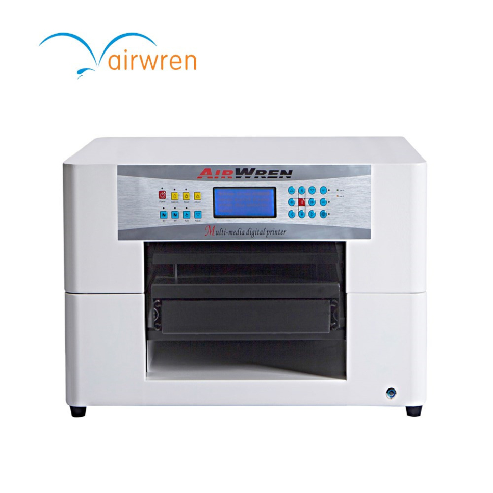 Multi-functional Fabric Printer For T-shirt Printing Machine A3 Size