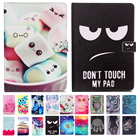 For iPad Air 1 Case Tiger Printing PU Leather Flip Stand Case for Apple iPad 5 Case for iPad Air 1st Gen Flip Case Cover