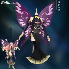 VOCALOID Megurine Luka cosplay costume black racing dress jumpsuit Carnival  Hallowmas Anime party outfits cos free 5bd7c02ab1d9
