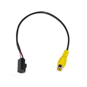 Système de Navigation automobile DVD | DVD GPS de voiture, vision arrière caméra vidéo pour D106 D116 adaptateur de câble